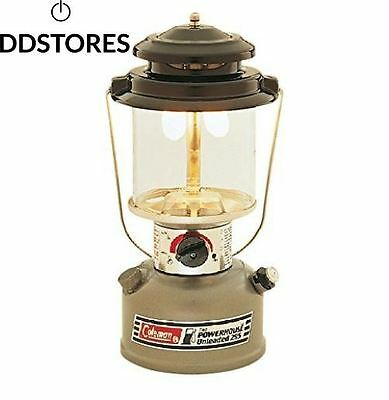 Coleman Lampe à Pétrole Powerhouse 2 Mantle Lantern Double Manchons