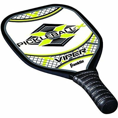 Franklin Sports VIPER Aluminum Pickleball Paddle Pro Paddles Comfort Grip NEW