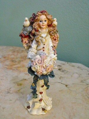 """Boyds Bears & Friends * Folkstone Collection """"Athena the Wedding Angel"""" 1995"""