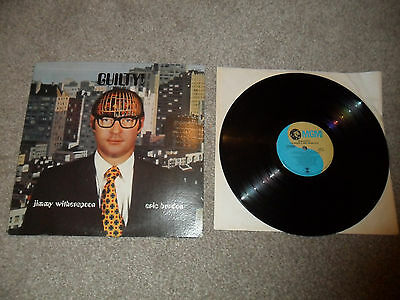 ERIC BURDON & JIMMY WITHERSPOON 12 Inch LP - GUILTY! (1971) - SE 4791
