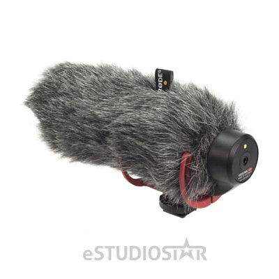 Rode DeadCat GO Artificial Fur Wind Shield for the VideoMic GO NEW