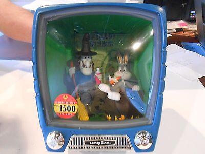 FUNKOVISION BUGS BUNNY AND WITCH HAZEL Hanna Barbara Limited Edition 1500