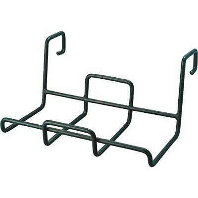 Black Planter Railing Bracket