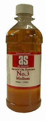Art Spectrum -  Artists' Oil Painting Medium No3, 500ml