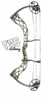 2017 Martin 55-70lb Carbon Featherlight Compound Bow Package MADE IN THE USA