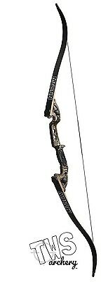 Martin 55lb Mossy Oak Camo Jaguar Elite Recurve Bow Package MADE IN THE USA