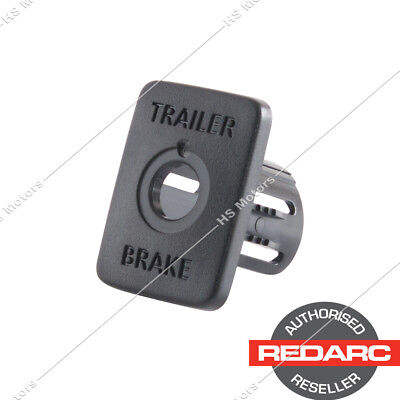 REDARC TOWPRO ELITE Switch Mount Blanking Panel Insert Universal Fitment Tow Pro