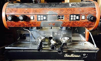 San Marino Lisa 2 Group Espresso Machine