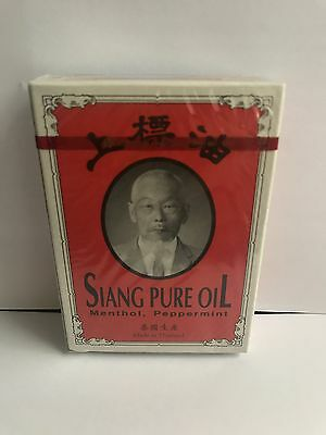 1 x Siang Pure Oil Menthol, peppermint 7ml