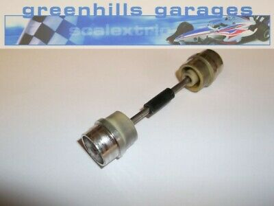 Greenhills Scalextric Porsche 935 Turbo Front Axle & Wheels Chrome C363 Used ...