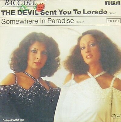 Baccara  The devil sent you to lorado
