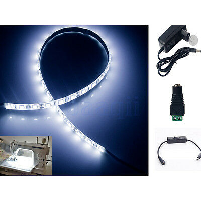 Sewing Machine LED Lighting Kit Attachable Led Strip Fits All Sewing Machines DA