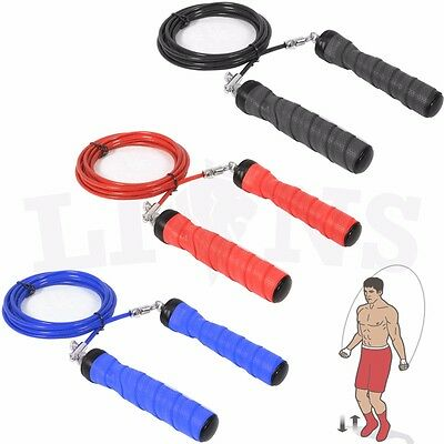 Lions Speedy Skipping Rope Jump Skip Exercise Fitness Training workout home gym