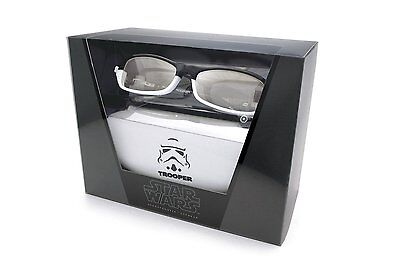 Star Wars STORMTROOPER eyewear glasses clear lens SW STORMTROOPER (Japan Import)