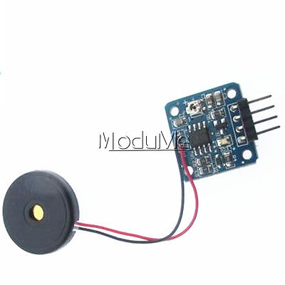Piezoelectric Film Vibration Sensor Switch Module TTL Level Output For Arduino M