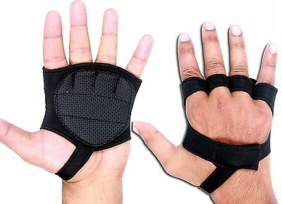 Grip Pads Weight Lifting Exercise Power Training Latest Body Building Gym Pads