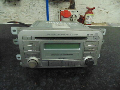 Suzuki Liana 2004 Cd Stereo Radio/cd Player/ 3910159J80