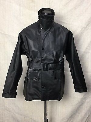 Deadstock Vtg Black Prince Belstaff Vtg Foul Weather Jacket BNWT Size 34