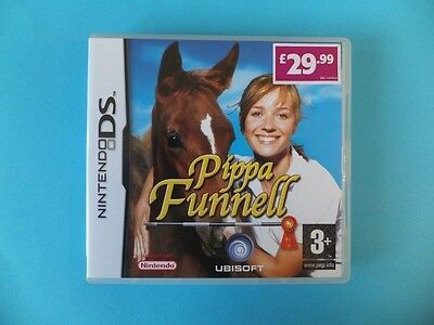 PIPPA FUNNELL 1 BOX ONLY NO GAME Nintendo DS DSL DSi XL 3DS 2DS PAL
