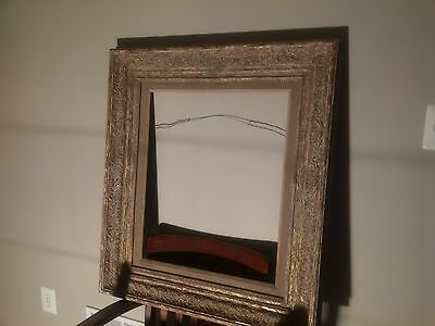 Matched Pair Of Beautiful Antique Heydenryk  Frames