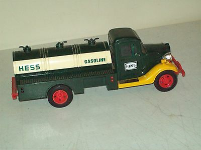 vintage Hess Truck the 1st Hess truck 1980 Hong Kong lights work