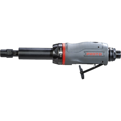 """Proto® J525Agse 1/4"""" Straight Extended Insulated Die Grinder 0.5Hp Motor"""