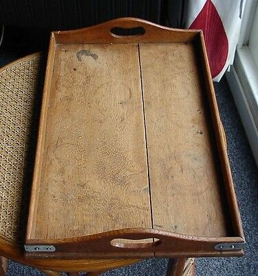 Vintage Wooden Butlers Tray