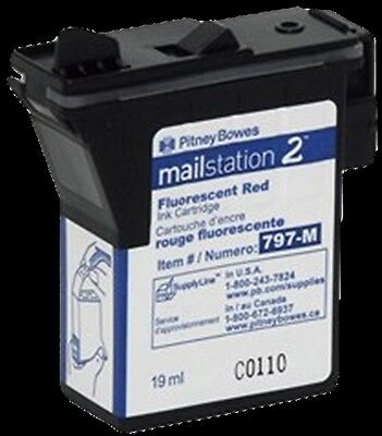 Pitney Bowes® 797-M™ Postage Meter Ink Cartridge Compatible