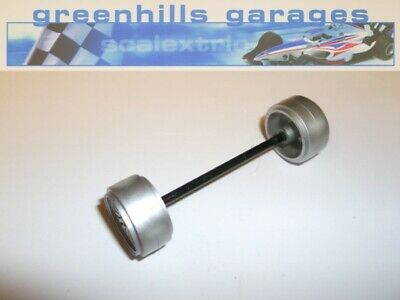 Greenhills Scalextric Dodge Viper Front Axle & Wheels P1798 Used