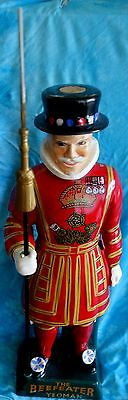 BEEFEATER YEOMAN Guard Decanter Carlton Ware numbered
