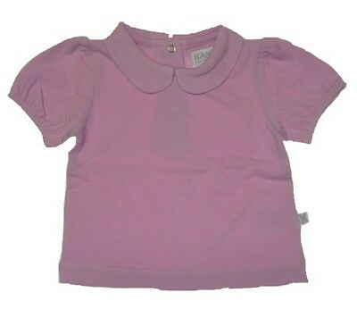 KANZ short sleeve girls T-Shirt pink (lilac sachet) sz. 56 62 68