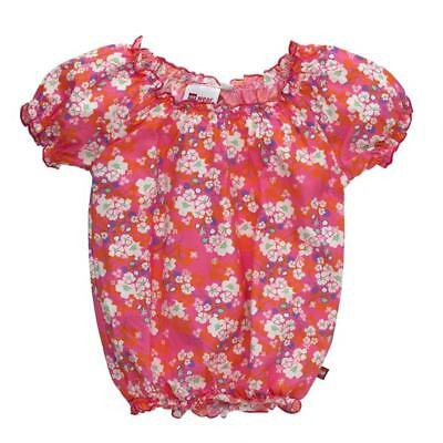 LEGO WEAR Girl Blouse with Allover pattern Flowers pink Size 122, 128