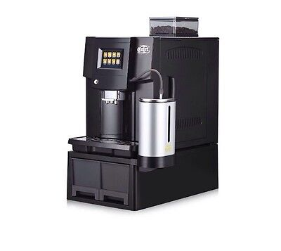 COLET FULL SET BEANS TO CUP COFFEE MACHINE RRP£1600 FREE MILk CONTAINER RRP£90