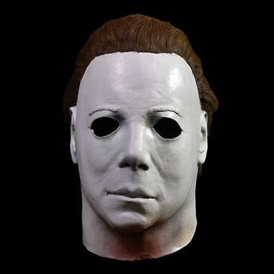 Michael Myers Halloween II ELROD Mask Official TRICK OR TREAT STUDIOS