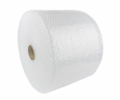 """1/2"""" Large Bubbles Perforated 250 ft 1/2""""x12"""" Bubble Padding Wrap Roll Packaging"""