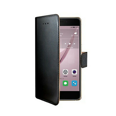 Celly Wallet Huawei Nova schwarz A WALLY621