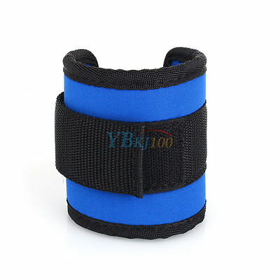 Gym Sports Ankle D-Ring Strap For Leg Thigh Pulley Lifting Adjustable Accessory
