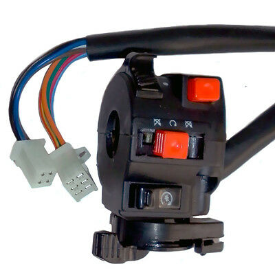 ATV Quad Buggy Go Kart Yes Electrics Wiring Harness For GY6 150cc Y2R3 Solenoid