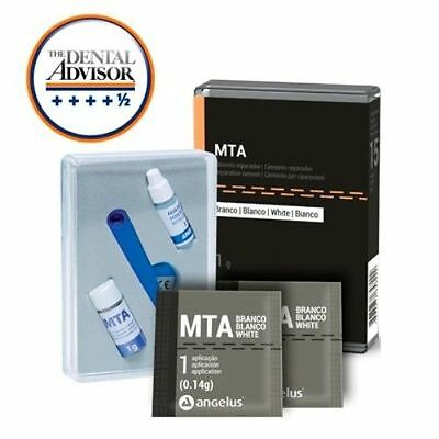 DENTAL Gray MTA Angelus Endodontic Reparative Cement 1 g Dental Supplies