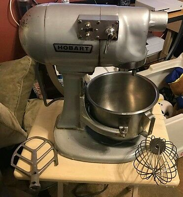 Hobart N-50 Commercial 5-Quart N50 N 50 Heavy Duty Mixer
