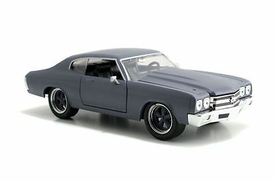 1:24 Jada 97835 Dom's Chevy Chevelle SS Fast & Furious Neu & OVP