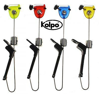 Kolpo Bite Indicator mk2 Pesca Carpfishing Disponibile in Quattro Colori PLE