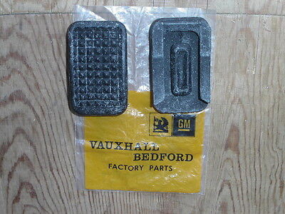 Bedford CF Brake & Clutch Pedal Rubber, Genuine