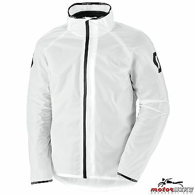 Scott Giacca Moto Antipioggia Ergonomic Light Dp Rain Jacket Cod. 246917