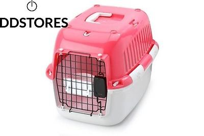 Europet Bernina 661 417911 Explorer 50 Sport Edition Cage de transport Rouge...