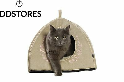 Bobby Diane Cottage pour Chat Taupe Taille S