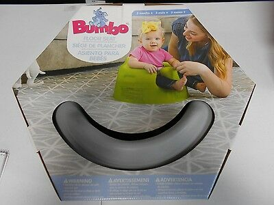 Bumbo Floor Seat, Cool Grey