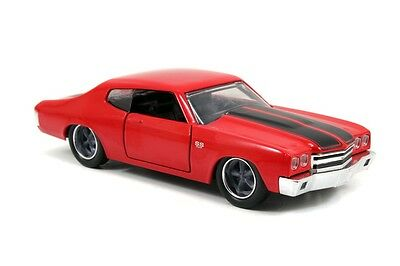 1:32 Jada 97380 - Dom's Chevy Chevelle SS rot Fast & Furious Neu & OVP