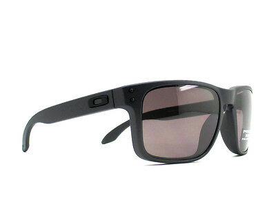 658af310b4d OO9102-B5 OAKLEY SUNGLASSES Holbrook Steel Prizm Daily Polarized ...
