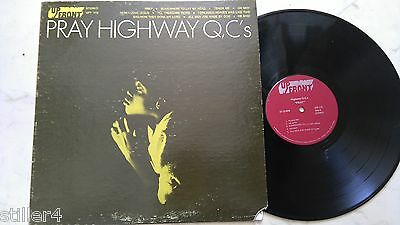 PRAY HIGHWAY Q,C´s   *US UP FRONT LABEL*
